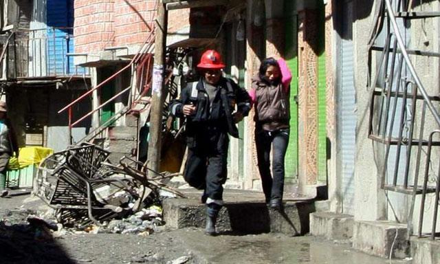 Menores esclavizadas por red de prostitución en la meca de minería informal