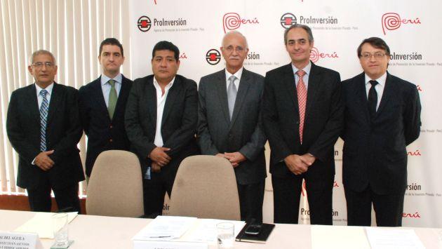 Consorcio Español-Brasileño Construirá Hidroeléctrica En Arequipa