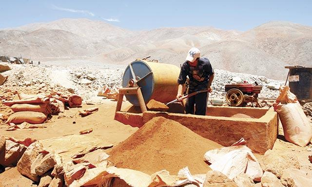 mineria informal imagen