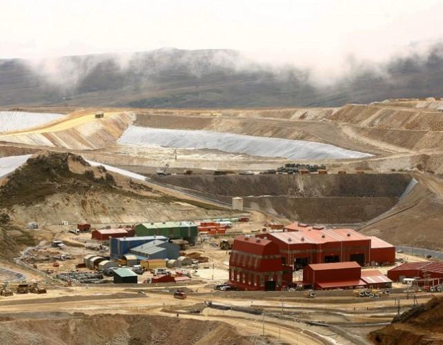 compania mineras: