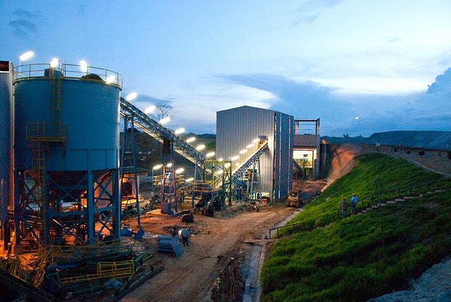Vista Gold Construir U00eda Planta De Beneficio De 350 Tmd En