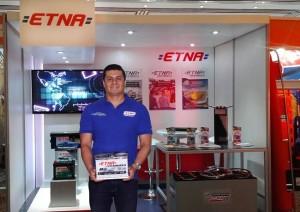 Baterías ETNA participó en V Feria de MINPRO y ofreció innovadores productos para el sector minero
