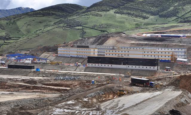 d64072dd Las Bambas tiene un programa de exploración de 30 mil metros para el ...