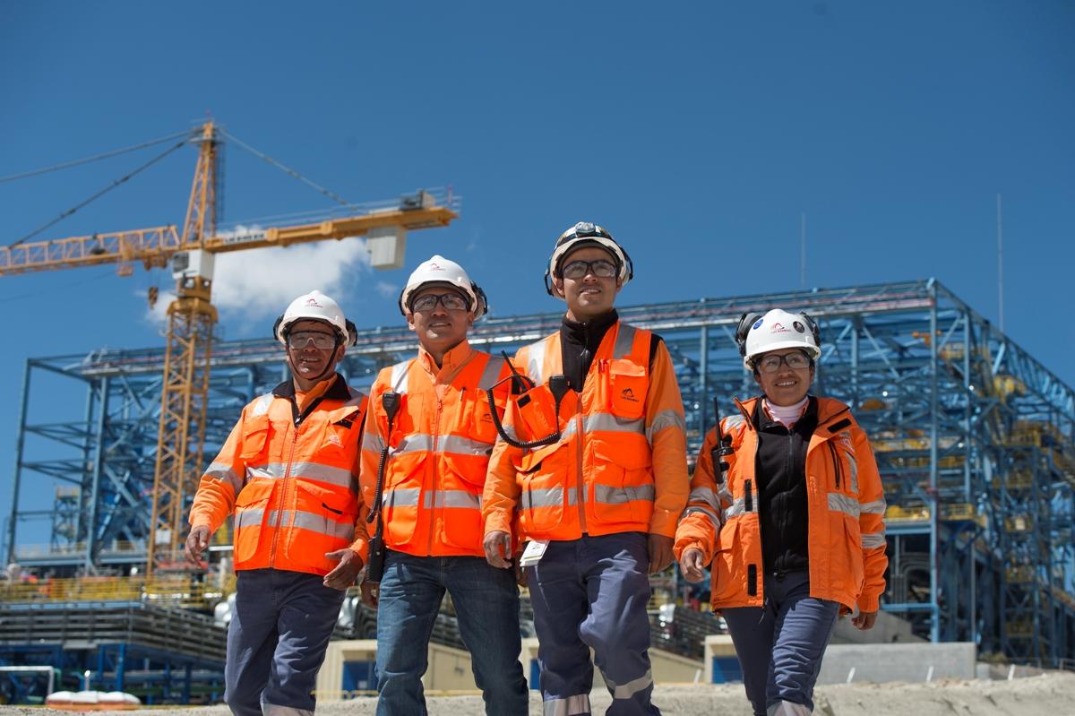 Las Bambas concentra 22 mil puestos de trabajo directos - Rumbo Minero