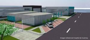 Antamina entrega Estudio de pre-factibilidad del nuevo Hospital de Huarmey