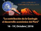 CONGRESO PERUANO DE GEOLOGIA
