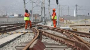 Empresas chinas interesadas en proyecto de tren de cercanía en Lima Provincias