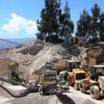 Junin_Incautan bienes por más de dos millones de soles a mineros ilegales