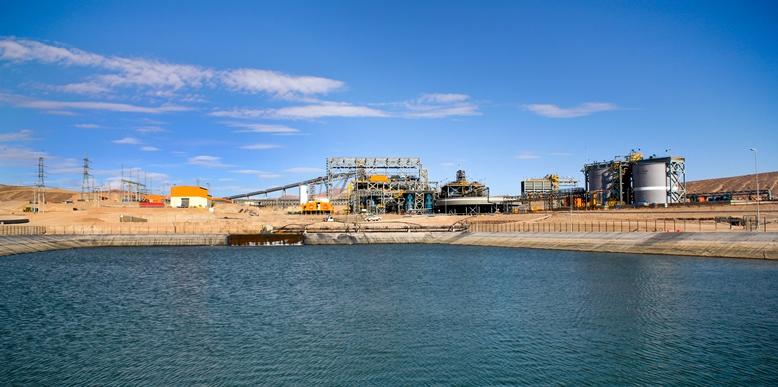 Chile_Mineras aumentan el consumo de agua recirculada y de mar en sus operaciones