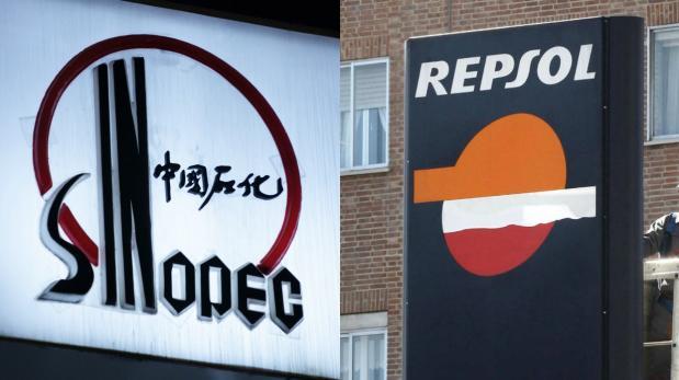 Petrolera china demanda a Repsol por 5.500 millones de dólares