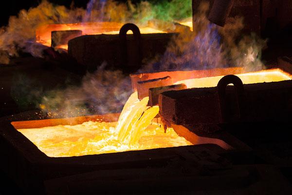 producción de cobre en chile