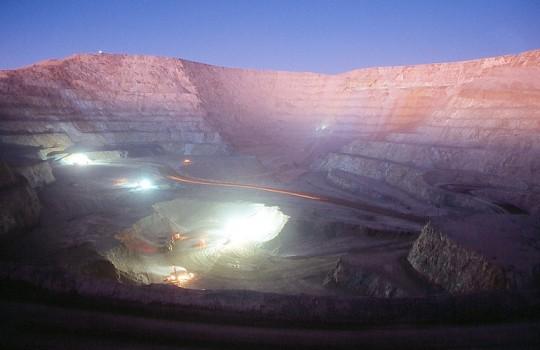 Barrick vendería el 50 por ciento de su mina de cobre Zaldívar