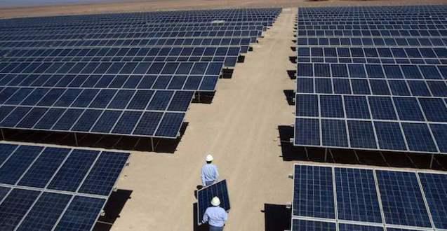 Empresas invertirán cinco mil millones de dólares en energía solar en México