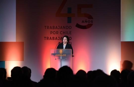 Ministra de Minería de Chile señala que necesitan que Codelco sea sólido y moderno