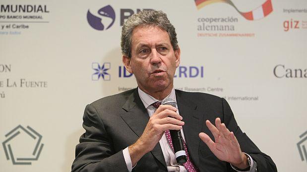 Se destrabará proyectos y se reformará Proinversión, anunció el próximo ministro de Economía, Alfredo Thorne