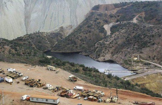 Southern Copper prevé producir 23 por ciento más de cobre por su proyecto Buenavista