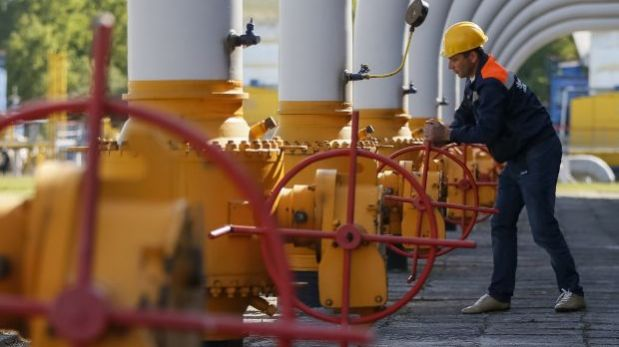 Valor del gas natural en Europa se deteriora