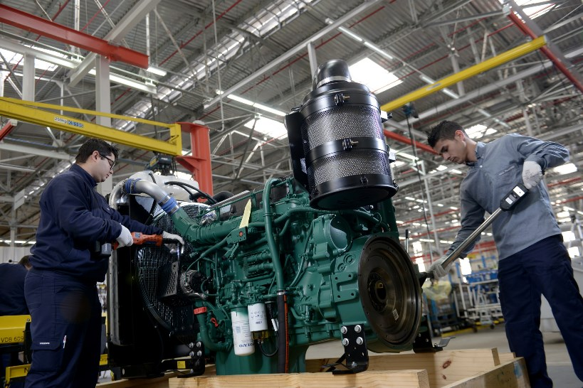 Volvo Penta inicia producción en Brasil_vale