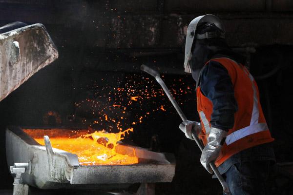 Chile apela a China para modernizar fundición de cobre