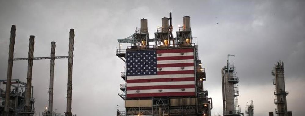 EIA prevé un menor declive en producción de crudo de Estados Unidos en 2016