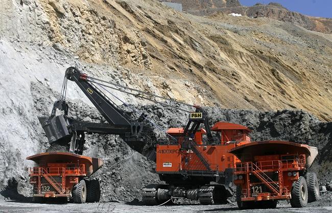 Principal yacimiento de cobre de Ecuador entrará en producción a tajo abierto en el 2018