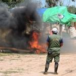 Recuperan 250 hectáreas de la Reserva Nacional Tambopata invadidas por mineros ilegales