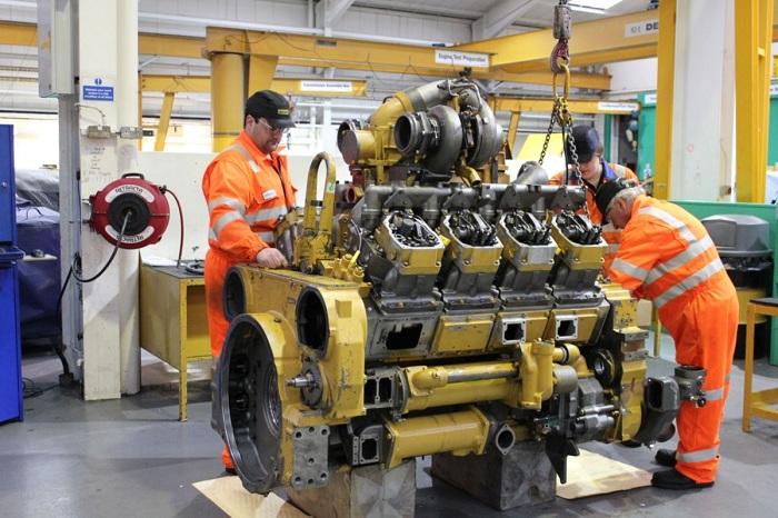 Mantenimiento De Maquinarias Y Equipos Rumbo Minero