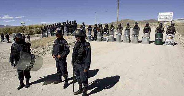 Ministerio del interior publicar convenios entre polic a for Ministerio de interior policia nacional