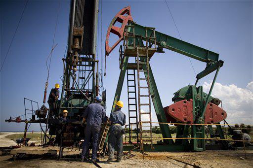 CNPC y Olympic plantean perforar 82 pozos de produccion en el norte