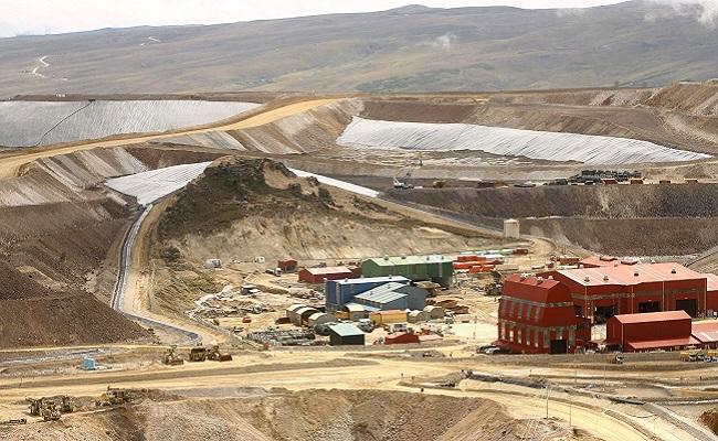 MEM Monto de inversion de Michiquillay se estima en en orden superior a US$ 1, 000 millones