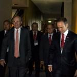 Visita guiada con las principales autoridades del estado