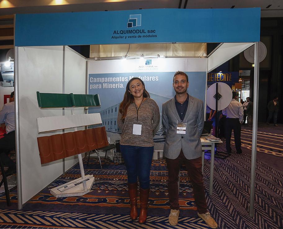 Empresas participantes en Minpro 2017