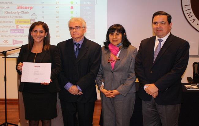 Ferreyros entre las 10 mejores empresas para atraer y retener talento en Peru