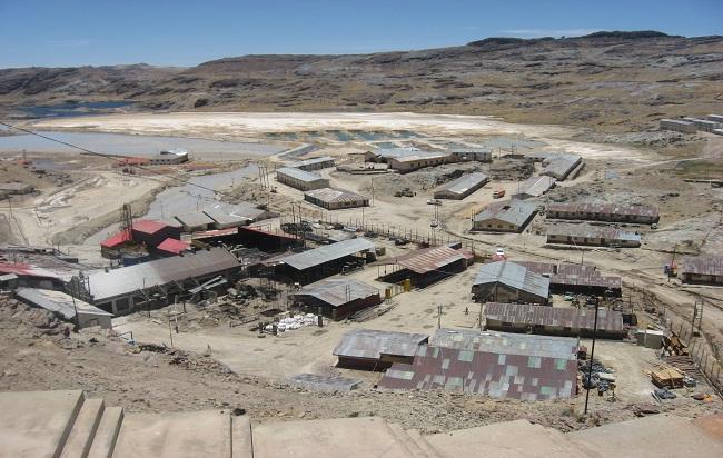 Junta de acreedores de Minera Castrovirreyna pondrian la venta Caudalosa Grande y Reliquias