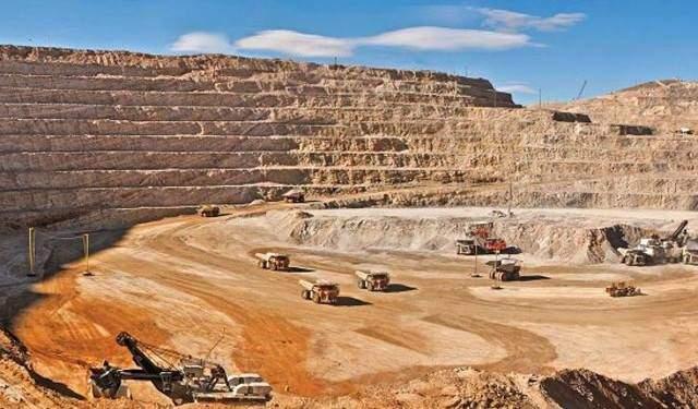 Barrick Gold y Shandong Gold Mining incian explotacion conjunta de la mina de oro Veladero