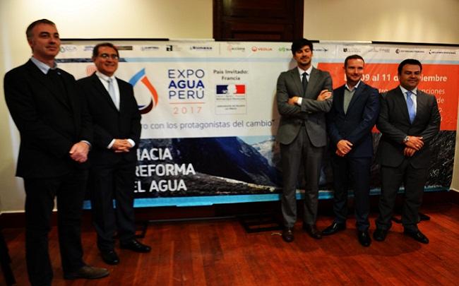 Especialistas se reunen en la I Conferencia Técnica Gestion Responsable del Agua en Mineria