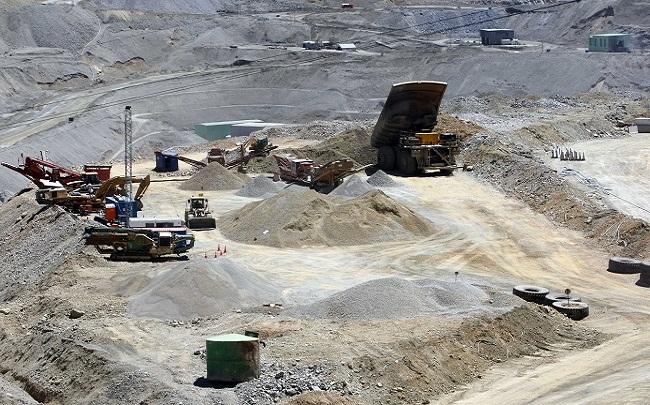 Minera Antares Peru iniciara este mes trabajos de perforacion en proyecto Panteria