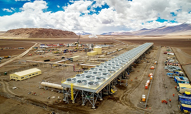 Enel Green Power y Enap abren la primera planta geotermica en Sudamerica