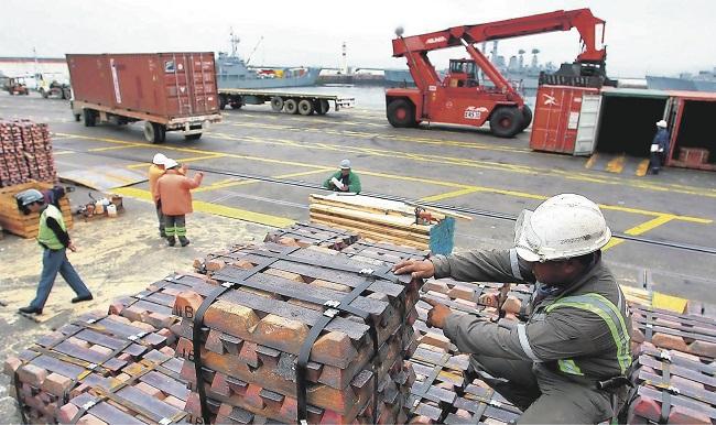 La mineria en Arequipa exporto U$S 3,389 millones en el 2016