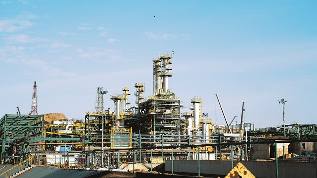 Petroperu Nueva Refineria Talara procesara 95,000 barriles por dia