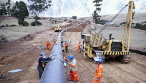 MEM Gasoducto Sur sera licitado a fines del 2018