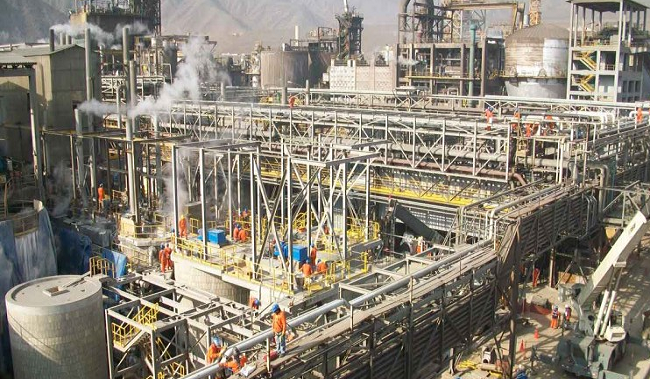 Nexa Resources planea invertir mas de US$ 74 millones en expansiones en el Peru