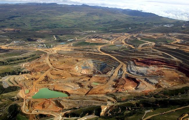 Yanacocha Quecher Main alcanzaria la produccion comercial en el 2019