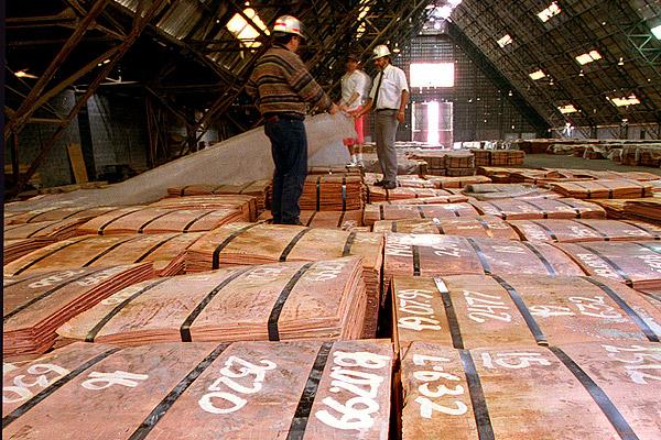 PPK Envios de cobre pueden llegar a los US$ 20 mil millones en dos o tres años
