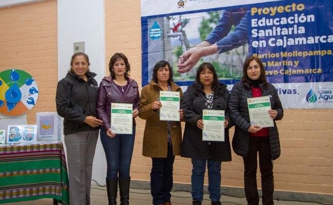 alac-yanacocha-logra-certificacion-de-60-docentes-en-metodologia-para-cuidar-el-agua