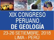 XIX Congreso Peruano de Geología