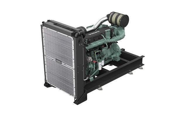 Volvo Penta presenta soluciones en motores industriales en la M&T Expo 2018