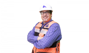 Rodrigo Olivares C., Director Ejecutivo de Feifan Peru SAC