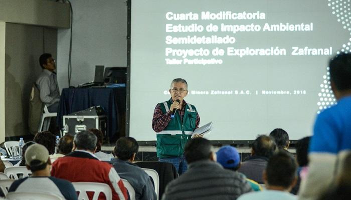 mem-socializa-alcances-proyecto-minero-zafranal-caylloma-castilla