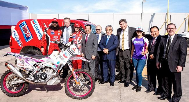 soltrak-chevron-promueven-participacion-peruanas-dakar-2019